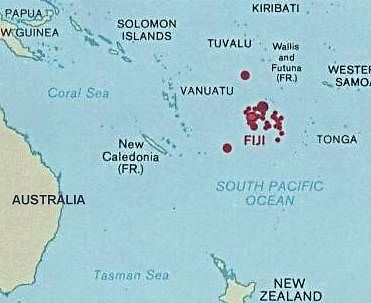 Your private jet to Fiji - Private Jet - The Aviation Factory